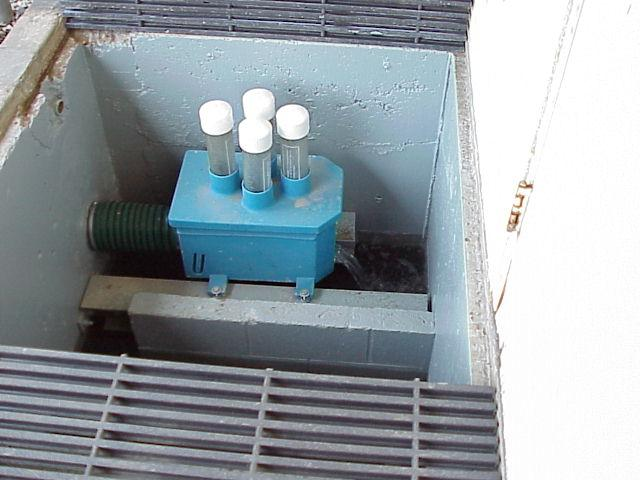 Photo 3-4. Chlorine Tablet Feeder