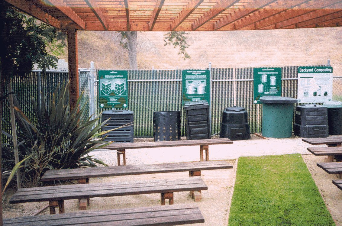 Smart Gardening Demonstration Centers Page