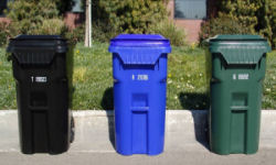 County Waste Can Provide Container Service Or Packer For Residential Home Owners