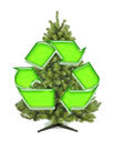 Recycle x-mas tree