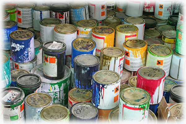 la county dpw paint recycling